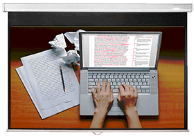 Editing and proofreading course