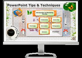 ALS PowerPoint Tips