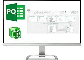 ALS Excel Data Model Power Pivot
