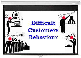 Dealing with Difficult Customers Behaviour Course