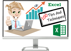 Excel 100 tips & techniques
