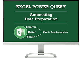 Excel Power Query - Automating Data Preparation