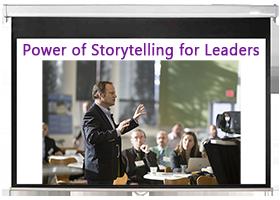 Power of Storytelling for Leaders